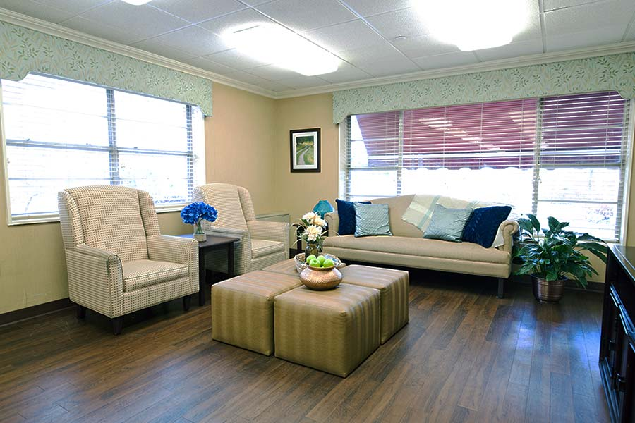 NJ respite care facility