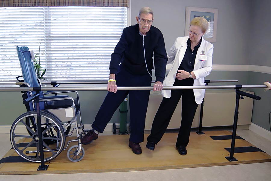 NJ seniors orthopedic rehab