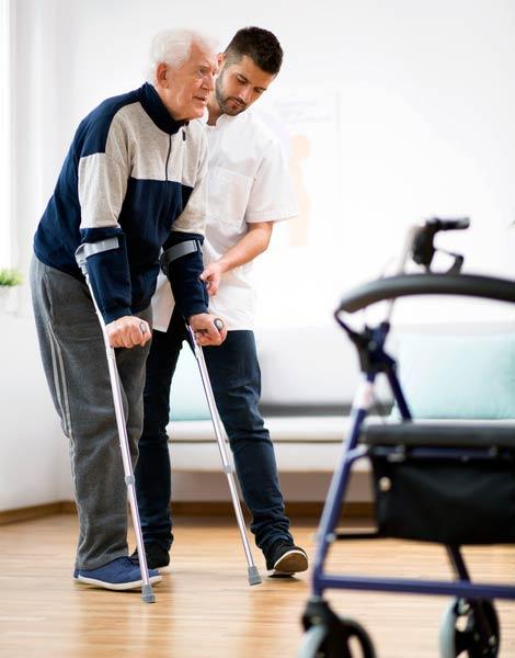 Orthopedic rehab for seniors in NJ