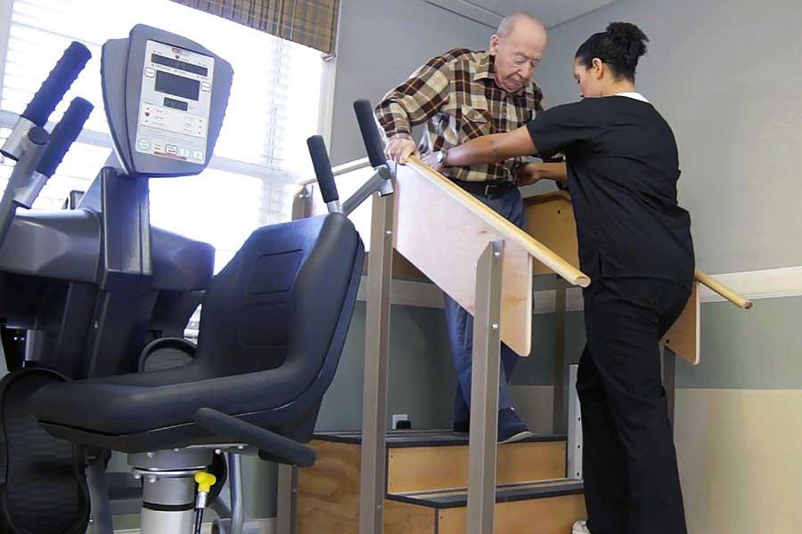 senior cardiac rehab Bergen County