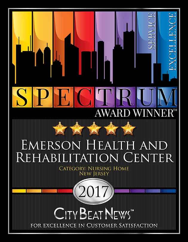 Spectrum Award Winner