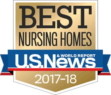 U.S. News & World Report Best Nursing Homes 2017 - 2018