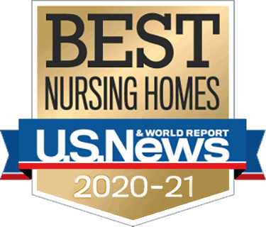 U.S. News & World Report Best Nursing Homes 2020 - 2021